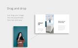 NOYA - Vertical A4 & US Letter Keynote Template