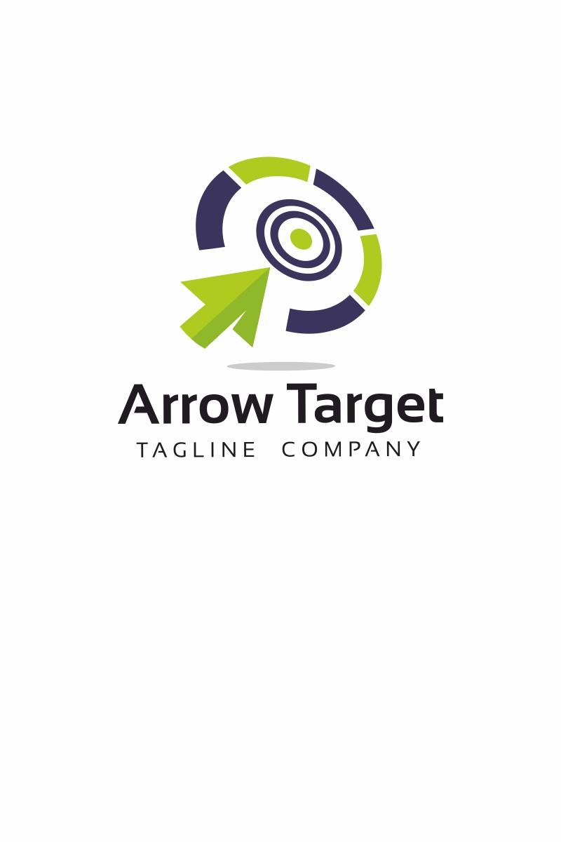 arrow target logo template 68481