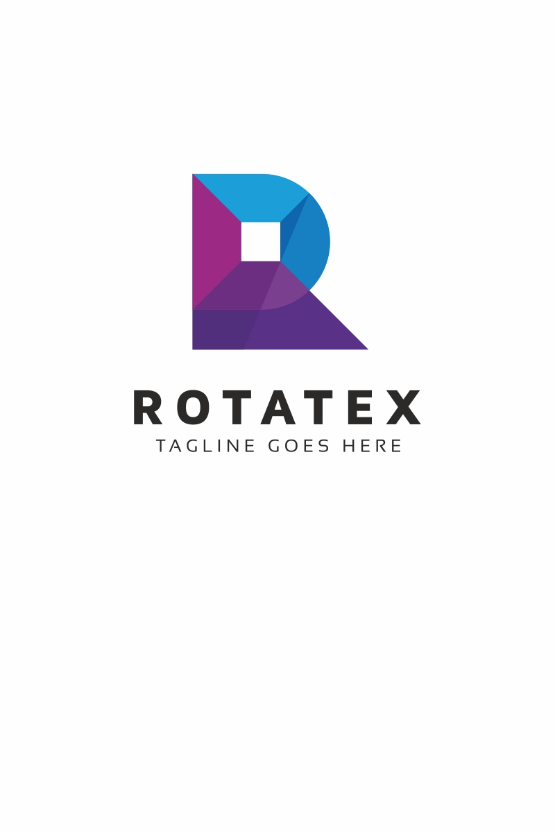 Rotatex r letter logo template 68660 rotatex r letter logo template thecheapjerseys Gallery