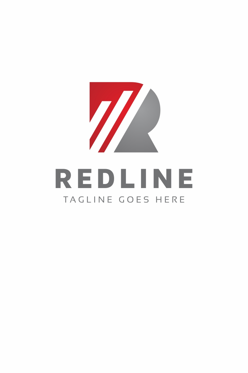 Redline r letter logo template 69052 thecheapjerseys Image collections