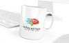 Intelected Brain Digital Logo Template Big Screenshot