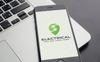 Electrical Point Power Logo Template Big Screenshot