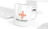 DNA Health Logo Template