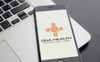 DNA Health Logo Template Big Screenshot