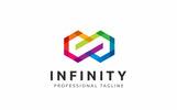 Szablon Logo Infinity #74085