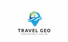 Travel Logo Template Big Screenshot