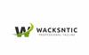 W Letter - Wacksntic Unika logotyp mall En stor skärmdump