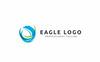 Eagle Logó sablon Nagy méretű képernyőkép