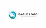 Eagle Logó sablon