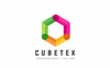 """Cubetex Hexagon"" modèle logo  Grande capture d'écran"