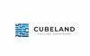 """Cubeland"" Logo template Groot  Screenshot"