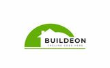 Buildeon Unika logotyp mall