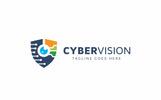 Vision Eye Logo Şablon