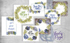 Tropics Leaves PNG Watercolor Set Bundle Big Screenshot