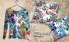 Watercolor Bouquet PNG Flower Set Bundle Big Screenshot