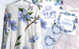 Cherry Blossoms - PNG watercolor Bundle