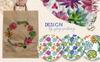 Succulent Plant PNG Watercolor Set Bundle Big Screenshot