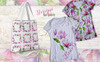 Meet Magnolia PNG Watercolor Flower Set Illustration Big Screenshot