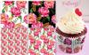 Ilustracja Exquisite Peonies PNG Watercolor Flower Set #69442 Duży zrzut ekranu