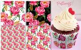 Ilustracja Exquisite Peonies PNG Watercolor Flower Set #69442