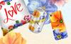Primrose Or Primula Flowers - PNG Watercolor Illustration Big Screenshot