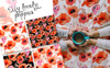 My Lovely Poppies - PNG Watercolor Açıklamalar Büyük Ekran Görüntüsü