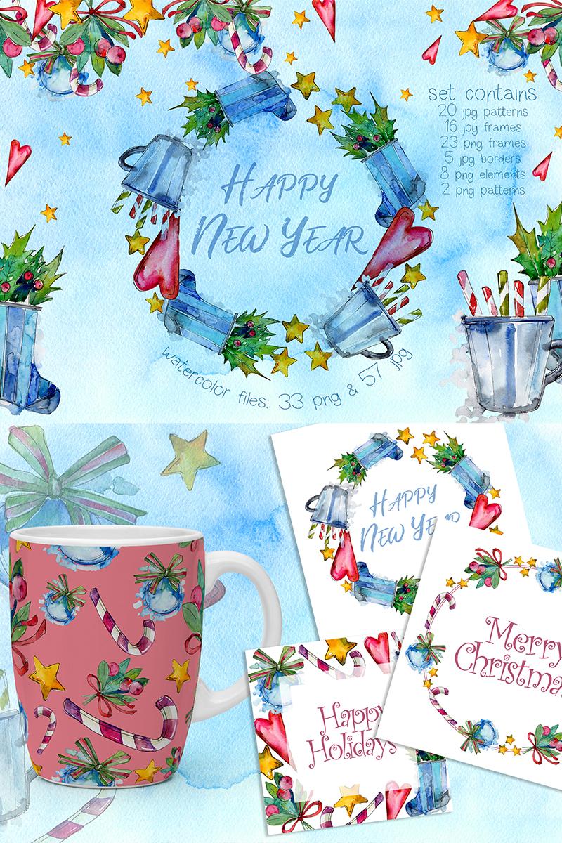 Illustration #72009 für Weihnachten