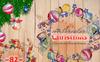 Christmas Balls Toy PNG Watercolor Set Illustration Big Screenshot