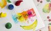 Watercolor Fruits PNG Set Illustration Big Screenshot