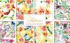 Magnificent Bouquets Watercolor PNG Illustration Big Screenshot
