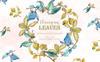 Elaeagnus Leaves Watercolor png Illustration Big Screenshot
