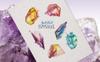 Crystals Watercolor Lilac Color png Illustration Big Screenshot