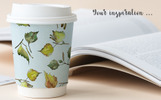 Leaves Birch Watercolor Png Illustration