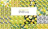 Lemon Watercolor png Illustration