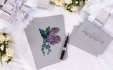 Bouquets A Special Case Watercolor Png Illustration