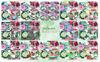 "Bouquet Pink ""Tenderness""  Watercolor Png Illustration Big Screenshot"