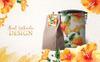 Naranja Hibiscus Watercolor Png Illustration Big Screenshot