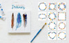Feather Watercolor png Illustration Big Screenshot