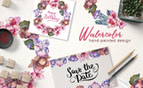 "Ilustrace ""Gardenia Watercolor png"""