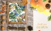 """Oak Leaves Watercolor png"" 插图 大的屏幕截图"