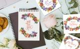 Bouquets Surprise Watercolor Png Illustration
