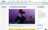 Ratify - Full Stack Affiliate Marketing Template Web №79836