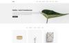 Akel - Minimal Portfolio Website Template Big Screenshot