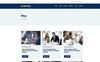 Beadvicese - Business and Financial WordPress Theme WordPress Theme Big Screenshot
