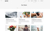 Skyflypro - Portfolio WordPress Theme Big Screenshot