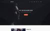 Zfolio | MultiPurpose And Sass Landing Page Template Big Screenshot