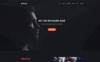 Zfolio | MultiPurpose And Sass Landing Page Template Big Screenshot