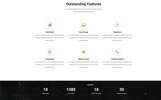 Zfolio | MultiPurpose And Sass Landing Page Template