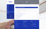Airco - Air Condition & Heating Website Template