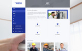 Reszponzív Airco - Air Conditioning & Heating WordPress sablon